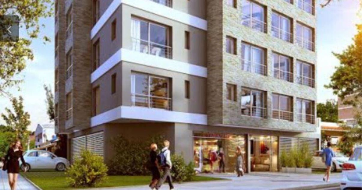 render de Bay Front, proyecto inmobiliario del estudio de arquitectos mokobocki