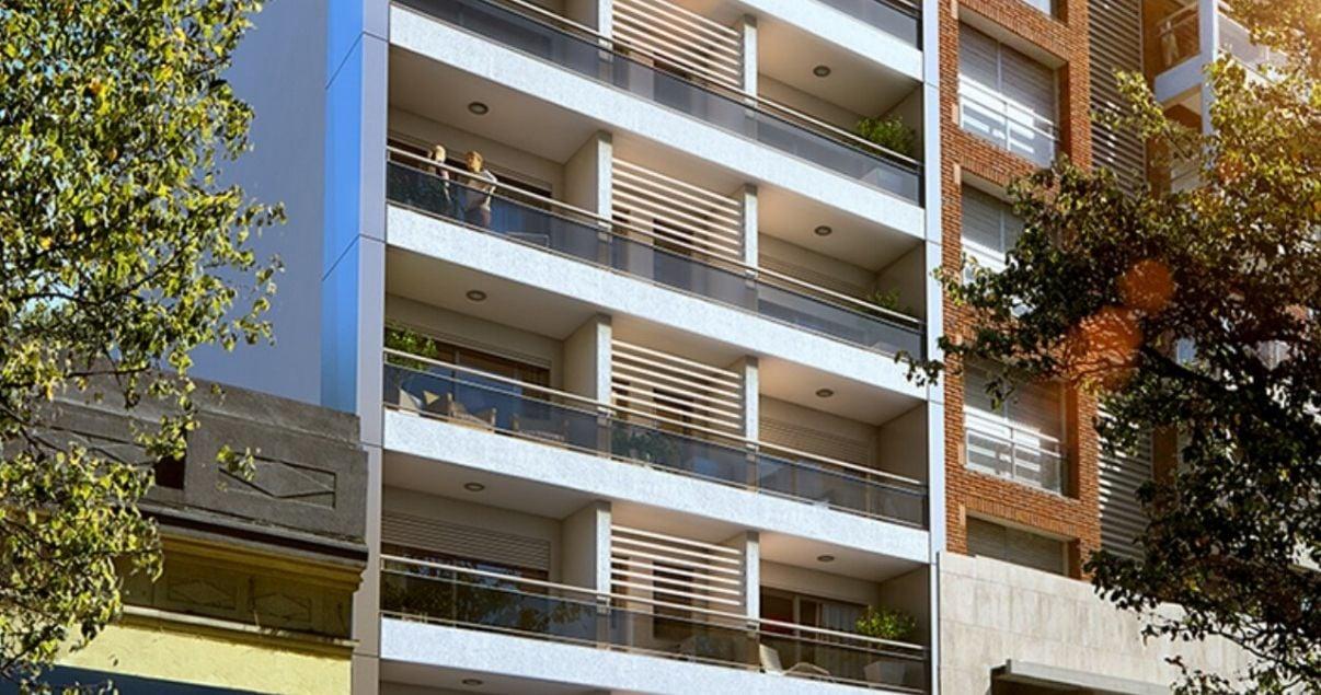 render de Montecarlo, proyecto inmobiliario del estudio de arquitectos mokobocki