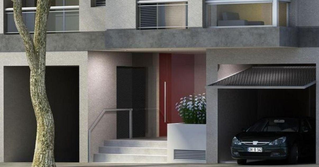 Edificio Live Centro apartamentos en Montevideo proyecto de Urban Estate