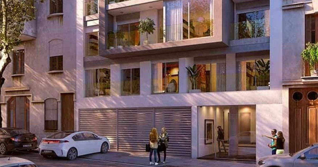 Fachada de Ventura Design desarrollo inmobiliario de Ventura